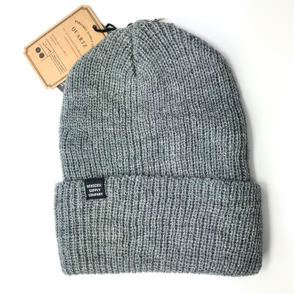 Herschel Supply Company Other - Herschel Supply Company Mens Knitted Beanie e20feed638f5